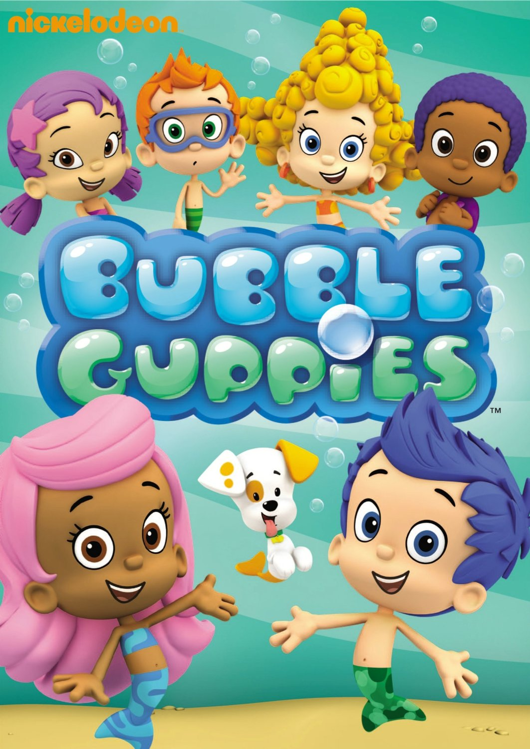 Bubble Guppies videography