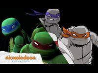 TMNT Theme Song Animatic (Seasons 1 - 4) 🐢 - TMNT - Nick Animation