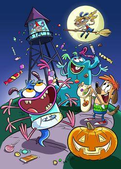 Beast Halloween Ever promo art.jpg