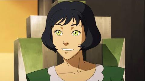 The Legend of Korra Book 3 Episode 8 'The Terror Within' Clip Nick