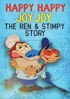 Happy Happy Joy Joy The Ren & Stimpy Story DVD