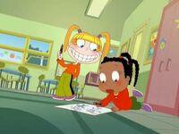 Angelica and Susie in Preschool Daze