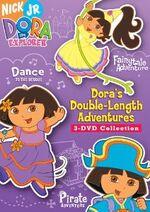 Dora the Explorer Dora's Double-Length Adventures DVD.jpg