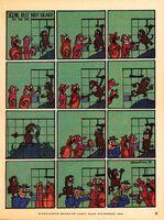 Scene but Not Heard Nick Mag comic September 1995 Zoo
