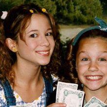 Katrina Johnson Nickelodeon Fandom As part of the show's original cast, she played characters such as the lemonade scammer. katrina johnson nickelodeon fandom