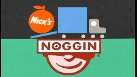 Classic Noggin - Nick's Noggin Bumper