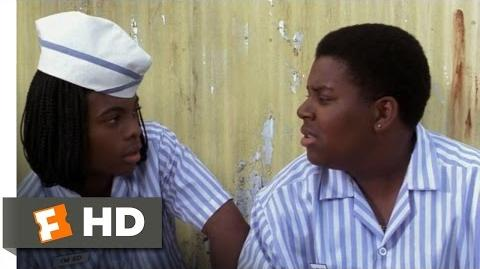Good Burger (7 9) Movie CLIP - Ed Talks to Dogs (1997) HD