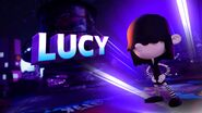 Lucy in All-Star Brawl