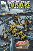 Teenage Mutant Ninja Turtles - New Animated Adventures comics issue 12