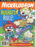 Nickelodeon Magazine cover Sept 1997 Rugrats Rule