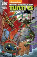Teenage Mutant Ninja Turtles - New Animated Adventures comics issue 22