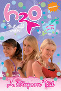 H2o Just Add Water A Sleepover Tail Book
