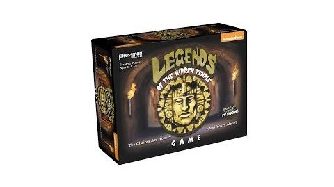 Legends of the Hidden Temple (tabletop game)