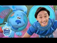 Under Water Adventures With Blue & Josh! I Spy 🔎- Blue's Clues & You