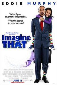 Imagine That film poster