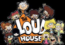 The Loud House logo with Loud siblings.png