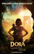 Dora LA Poster 01
