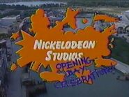 Nickelodeon Studios Opening Day Celebration (all 3 hours)