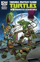 Teenage Mutant Ninja Turtles - New Animated Adventures comics issue 2