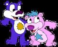 The Dummi Bears-Pixeled
