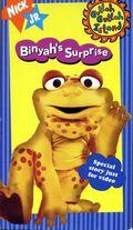 Gullah Gullah Island Binyah's Surprise VHS 2.jpg