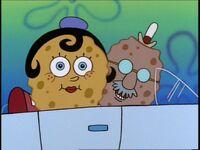 Mr. & Mrs. Squarepants