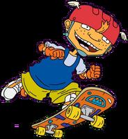 Twister on Skateboard 2