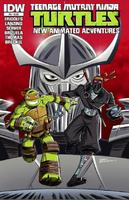 Teenage Mutant Ninja Turtles - New Animated Adventures comics issue 11