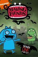 Making Friends Season 1 DVD