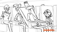 Stinky and Sid TJM Sketch