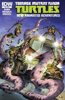 Teenage Mutant Ninja Turtles - New Animated Adventures comics issue 6