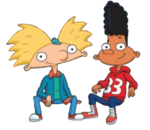 Arnold and Gerald (TJM) Siting