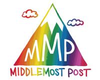 Middlemost post logo