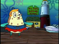 Mrs. Puff (Doing Time)