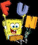 SpongeBob and Plankton FUN