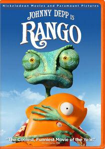 Rango DVD