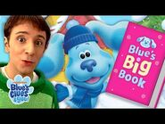 """Story Time with Josh & Blue -10 📖 """"Snowy Day with Steve"""" - Blue's Clues & You!"""