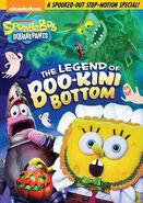 The Legend of Boo-Kini Bottom DVD