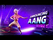 Nickelodeon All-Star Brawl Aang Reveal