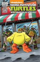 Teenage Mutant Ninja Turtles - New Animated Adventures comics issue 19