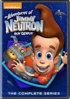 Jimmy Neutron- The Complete Series DVD