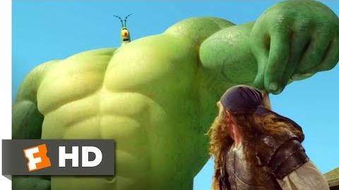 The SpongeBob Movie Sponge Out of Water (2015) - PlankTON Vs