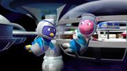 The Backyardigans - BDD Uniqua and Pablo