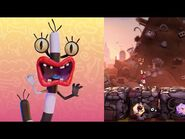 Oblina – Nickelodeon All-Star Brawl