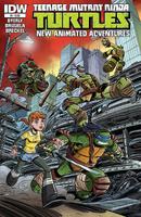 Teenage Mutant Ninja Turtles - New Animated Adventures comics issue 1