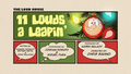 11 Louds a Leapin' Title Card.png