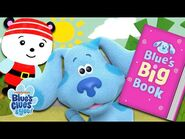 """Story Time With Josh & Blue -13 + 12 """"Buried Treasure!' - Blue's Clues & You"""