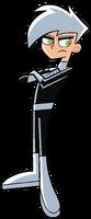 Danny Phantom Arm Fold