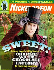 Nick Mag August 2005