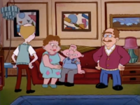 The Berman's Living Room